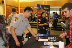 Explore2017 public safety careers