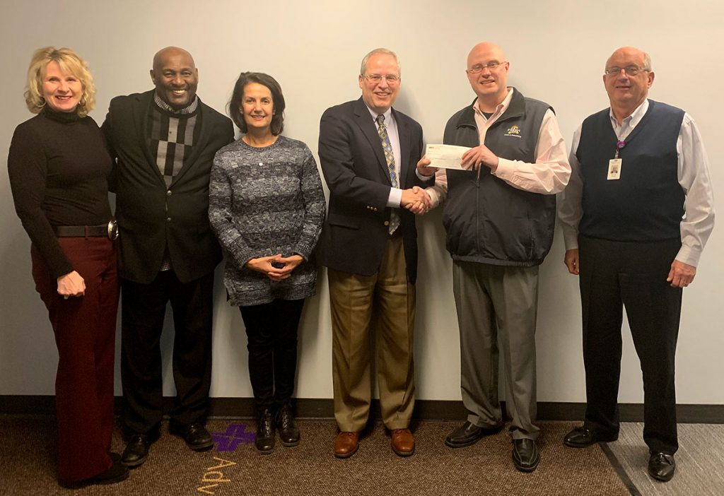 Waste Management donates $5,000 to support Alignment's work.