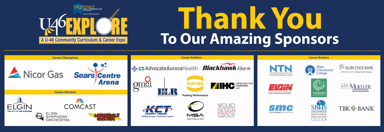 Thank you to our EXPO Sponsors