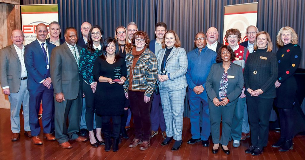 Alignment Named Elgin's Non-Profit of the Year