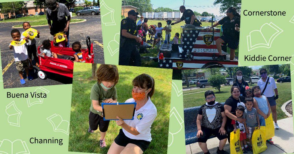 Early Education Summer Reading program